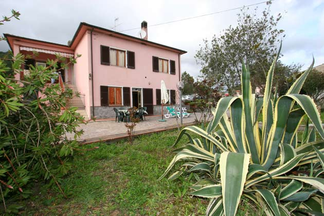Hausansicht Ferienwohnungen Marina di Campo Ref. 112305-38