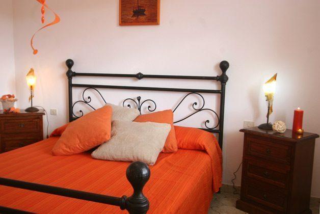 Schlafzimmer 1 Guglio di mare Ferienwohnungen Marina di Campo Ref. 112305-38