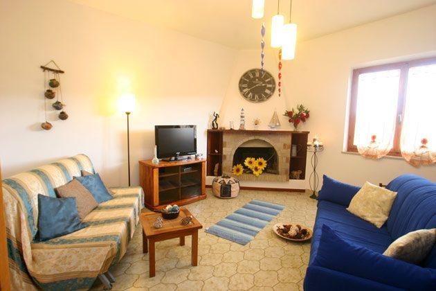 Wohnzimmer Giglio di mare Ferienwohnungen Marina di Campo Ref. 112305-38