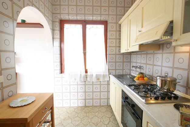 Küche Giglio di mare Ferienwohnungen Marina di Campo Ref. 112305-38