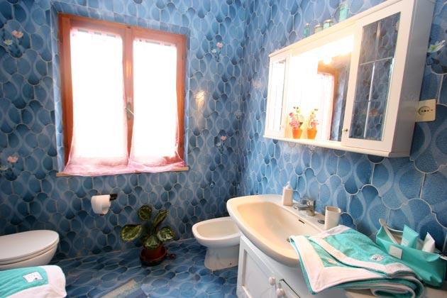 Badezimmer Giglio di mare Ferienwohnungen Marina di Campo Ref. 112305-38