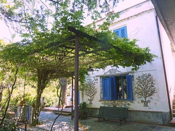 Fassadenornament Nisporto Ferienwohnung Ref. 112305-46