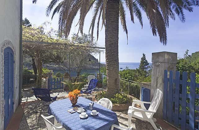 Terrasse Nisporto Ferienwohnung Ref. 112305-46