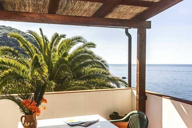 Ferienwohnung Elba mit Tauch-Möglichkeit