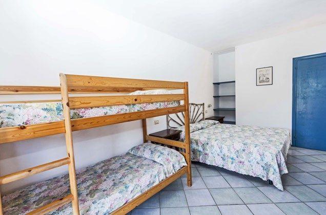 Schlafzimmer Nisporto Ferienwohnung Ref. 112305-47