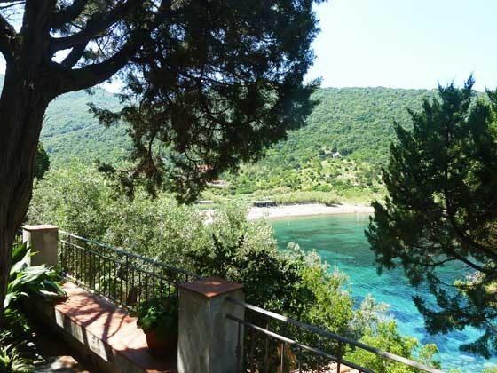 Ausblick Nisporto Ferienwohnung Ref. 112305-48