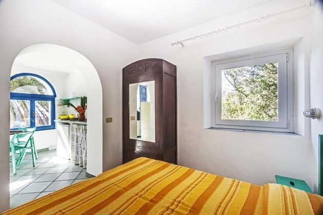 Schlafzimmer Nisporto Ferienwohnung Ref. 112305-48
