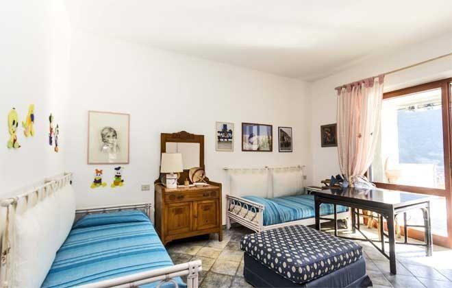 Schlafzimmer Nisporto Ferienwohnung Ref. 112305-49