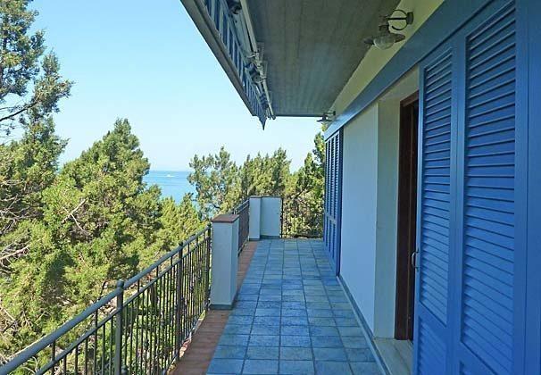 Terrasse rundrum Nisporto Ferienwohnung Ref. 112305-49