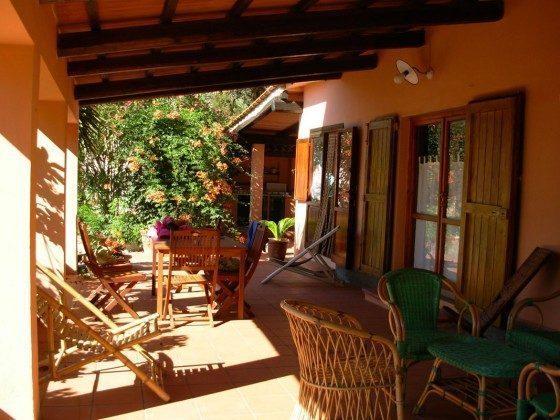 Ferienhaus Elba mit nahegelegener Tennisanlage