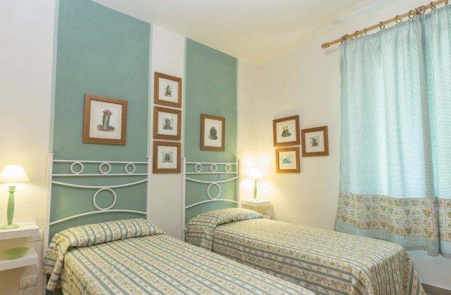 Schlafzimmer 3 Schlafzimmer 2 Porto Azzurro Ferienhaus Ref. 112305-42