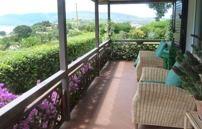 Ferienhaus Elba mit Garten