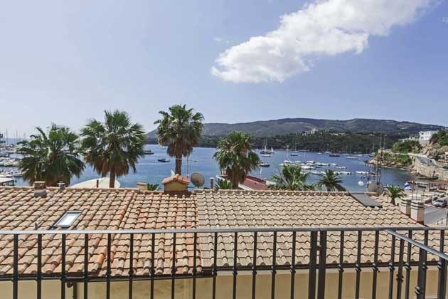 Ferienwohnung Elba mit Parkplatz
