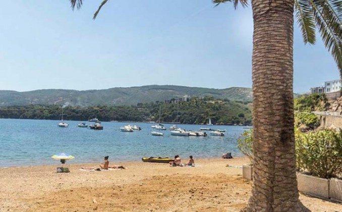 Strand La Rossa Elba Porto Azzurro Ferienwohnung Ref. 112305-54
