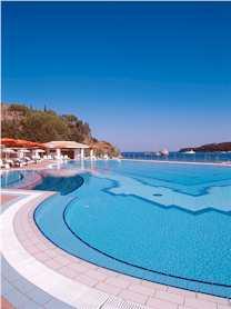 Elba Appartment in Anlage mit Pool Meerwasserpool