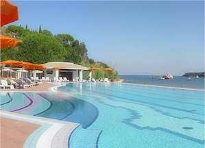 Insel Elba Appartment in Anlage mit Pool