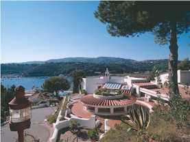 Insel Elba Appartment in Anlage mit Pool Blick auf die Bucht