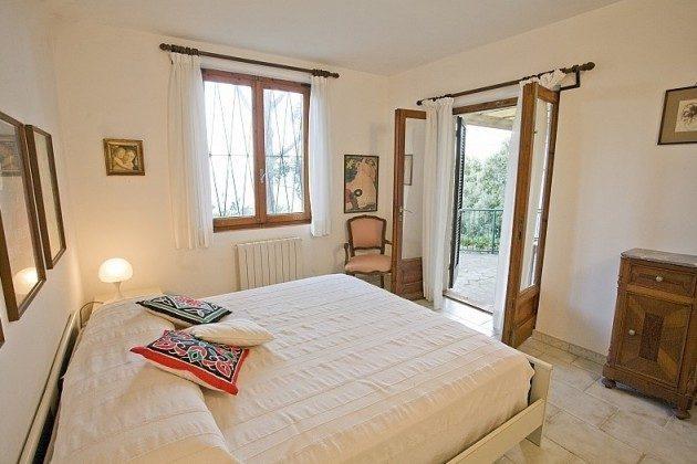 Schlafzimmer Doppelbett Seccione Ferienhaus Ref. 2598-51