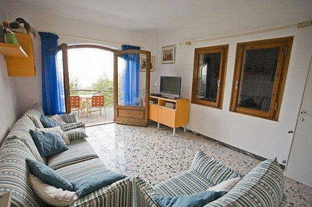 Wohnzimmer Seccione Ferienhaus Ref. 2598-51