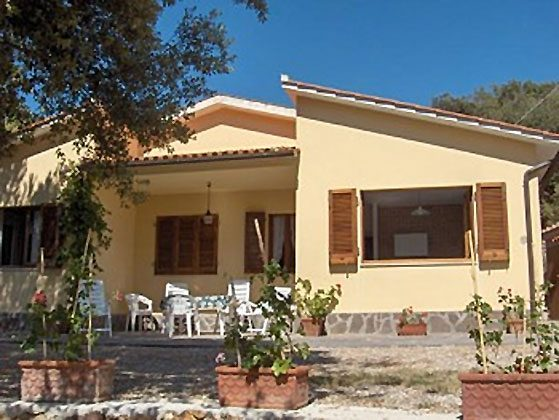 Appartment Elba mit Garten
