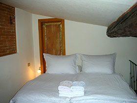 Apartment Benedetta Schlafzimmer