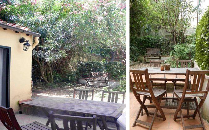 Apartment Oleander Florenz Ref. 56169 - Garten