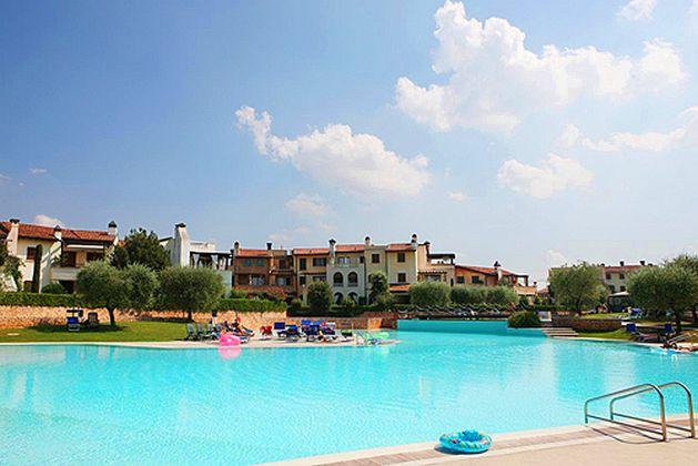 Ferienwohnung Gardasee mit Reiturlaub-Möglichkeit