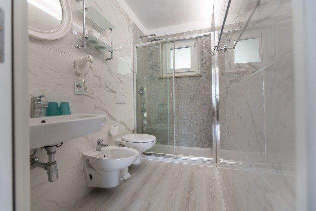 Wohnung Typ A Badezimmer Malcesine Ferienanlage nah am See Ref. 28205-2