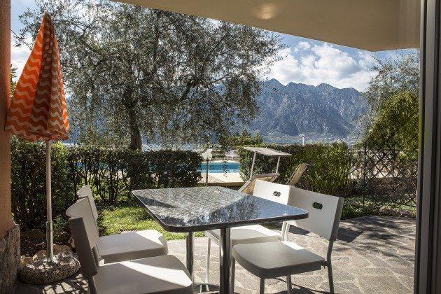 Wohnung Typ B Blick auf den See Malcesine Ferienanlage nah am See Ref. 28205-2