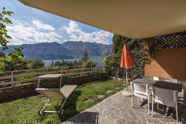 Wohnung Typ A Schlafzimmer Malcesine Ferienanlage nah am See Ref. 28205-2
