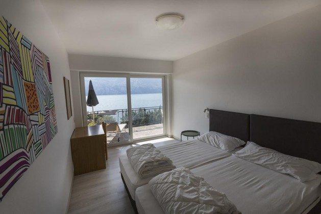 Wohnung Typ A Wohnzimmer Malcesine Ferienanlage nah am See Ref. 28205-2