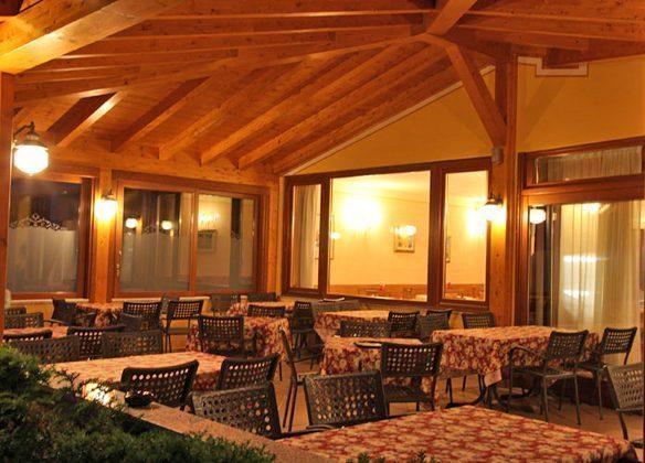 Italien Ferienwohnung am Gardasee Restaurant