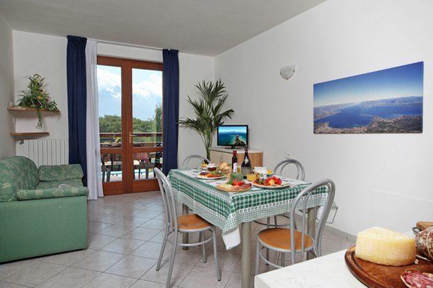 Italien Ferienwohnung am Gardasee Residence Tremosine