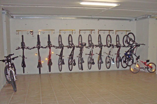 Italien Ferienwohnung am Gardasee Residence Tremosine Mountain Bikes
