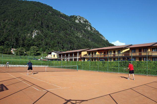 Italien Ferienwohnung am Gardasee Residence Tremosine Freizeit
