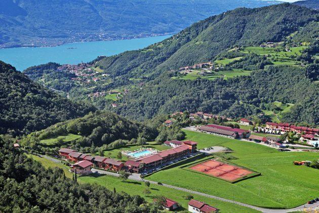 Italien Ferienwohnung am Gardasee Umgebung