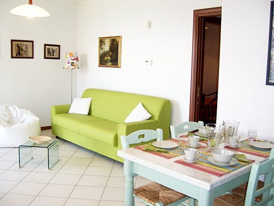 Wohn- Esszimmer  Ferienwohnung Iseosee 65162-9