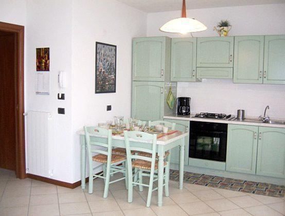 Küche Ferienwohnung Iseosee 65162-9