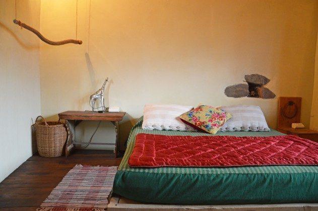 Schlafzimmer  Ferienhaus Teresa
