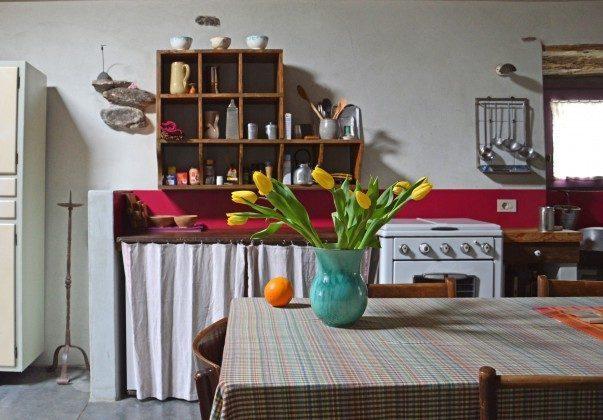 Wohnbereich Ferienhaus Teresa am Iseosee