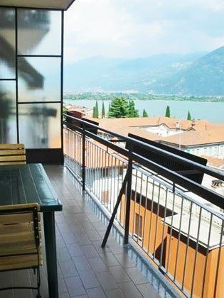 Balkon Lovere Ferienwohnung Ref. 2217-6