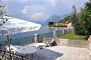 Apartment Monte Isola Terrasse