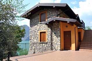Ferienhaus Iseosee mit nahegelegener Tennisanlage