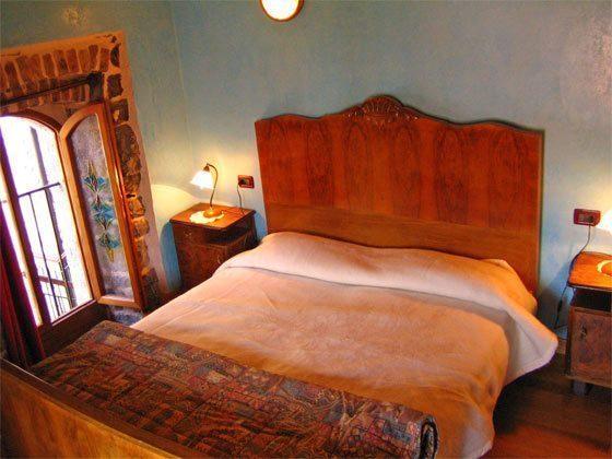 Schlafzimmer Iseosee 1797 Zorzino