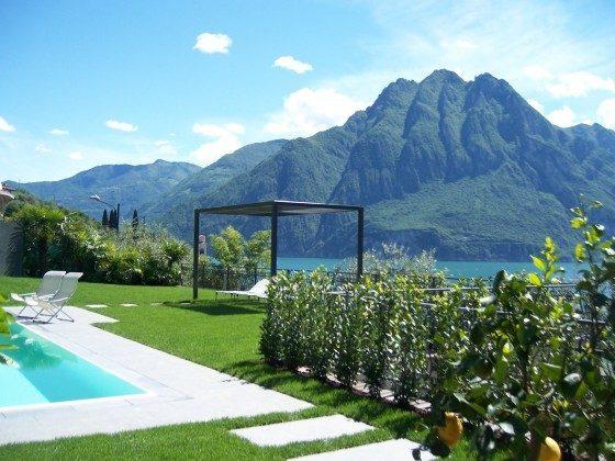 Pool Riva di Solto Ferienwohnung Ref. 65162-11