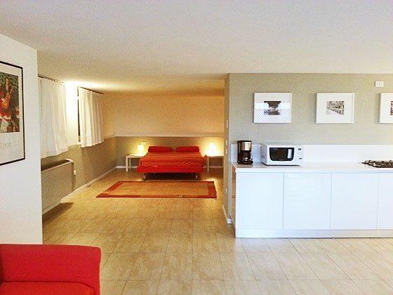 Schlafbereich Riva di Solto Ferienwohnung Ref. 65162-11