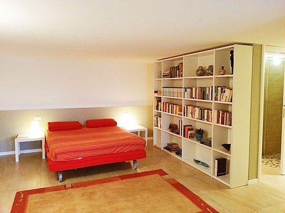 Doppelbett Riva di Solto Ferienwohnung Ref. 65162-11