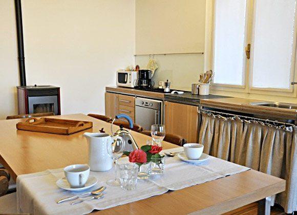 Wohnzimmer Ferienwohnung Iseosee 65162-4