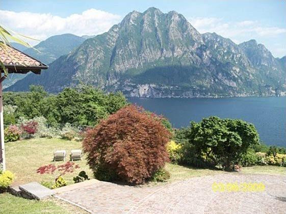 Blick auf den See  Iseosee Villa Ref. 65162-5