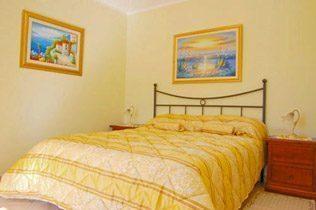 Cilento Nationalpark Ferienwohnung Schlafzimmer